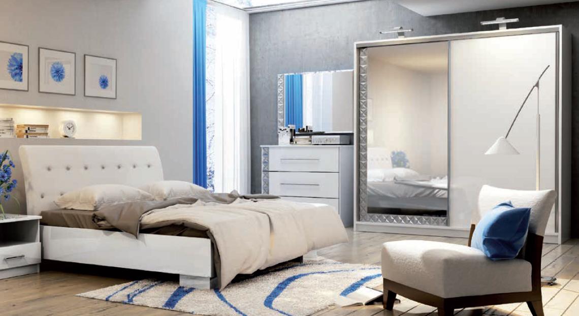 Palermo hálószoba